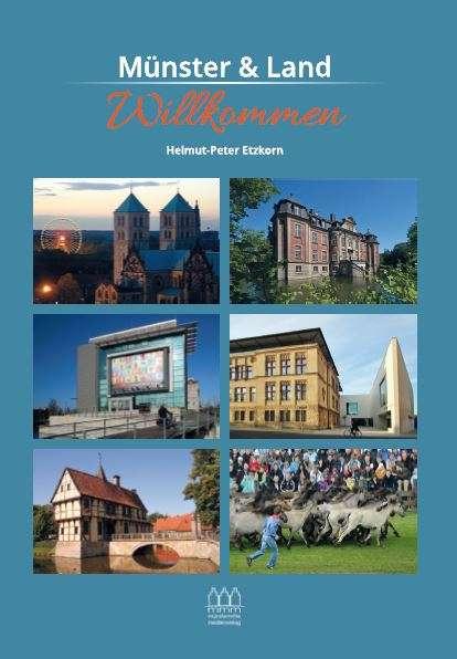 Buch mmm - Münster & Land - Willkommen