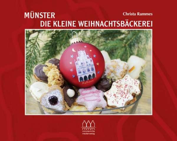 Buch mmm - Münster, die kleine Weihnachtsbäckerei