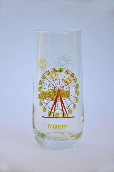 Wasserglas Alexianer - retro Münster