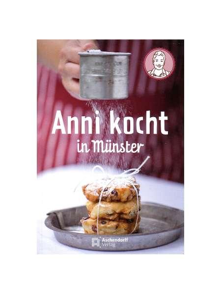 Buch Aschendorff - Anni kocht in Münster