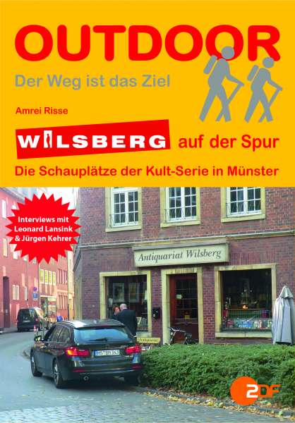 Buch Wilsberg auf der Spur Outdoor Verlag