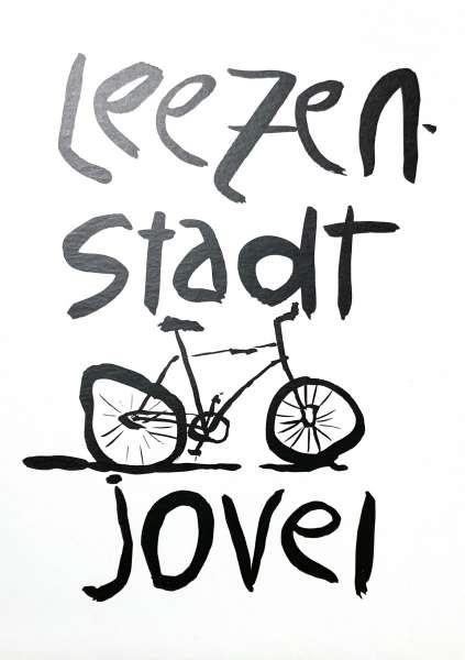 Postkarte Ottenjann - Leezenstadt jovel