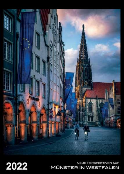 Kalender 2022 Neue Perspektiven auf Münster Th. Mauroschat