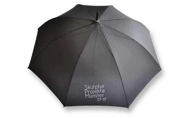 Regenschirm - Skulptur Projekte Münster 77-17