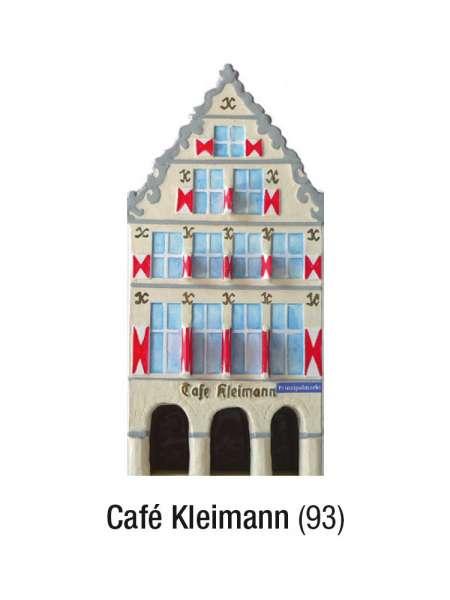 Giebelhaus - Café Kleimann