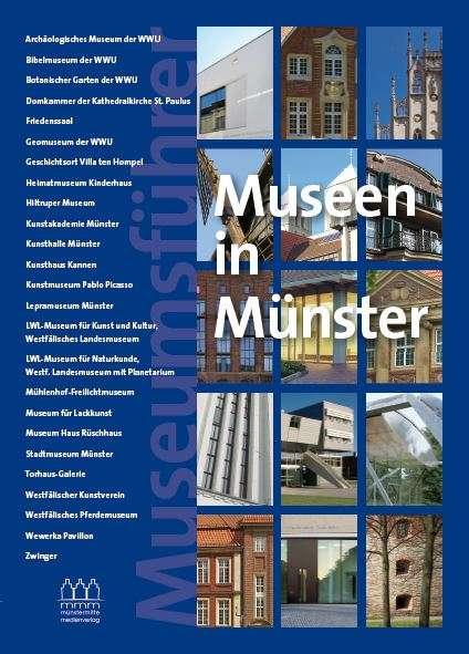 Buch mmm - Museen in Münster