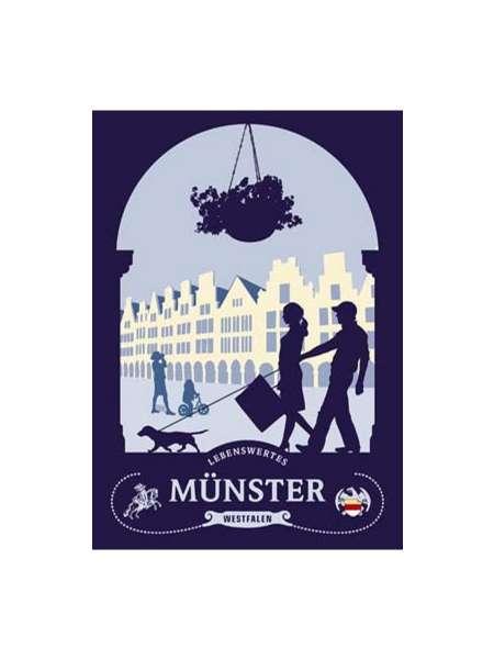 Postkarte Wentrup - Lebenswertes Münster