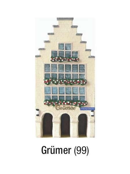 Giebelhaus - Grümer