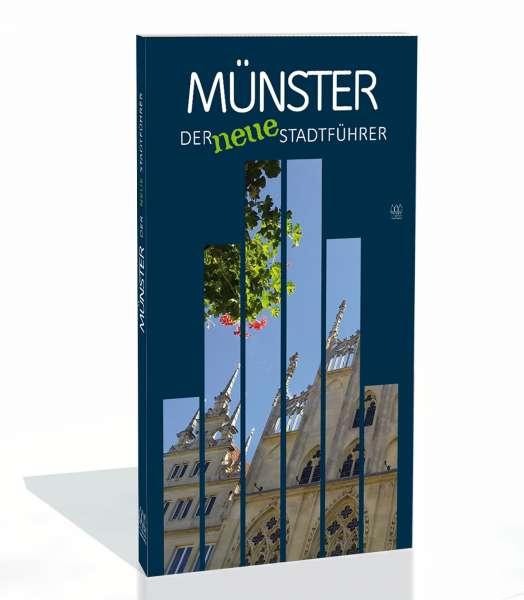 Buch mmm - MÜNSTER - Der neue Stadtführer