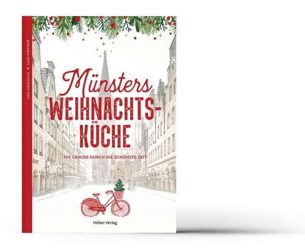 Buch Münsters Weihnachtsküche Wentrup/Nieschlag