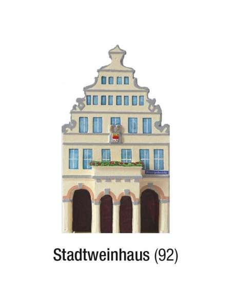 Giebelhaus - Stadtweinhaus