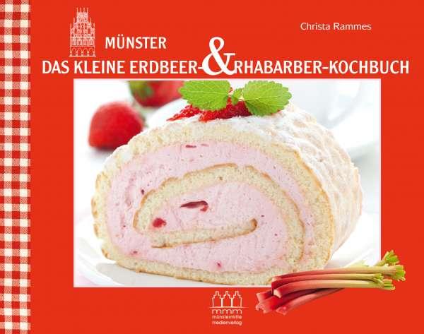 Buch mmm - Das kleine Erdbeer- & Rhabarber-Kochbuch