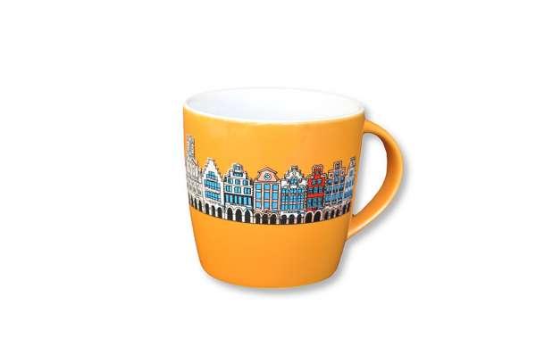 Tasse - Das Giebelhaus
