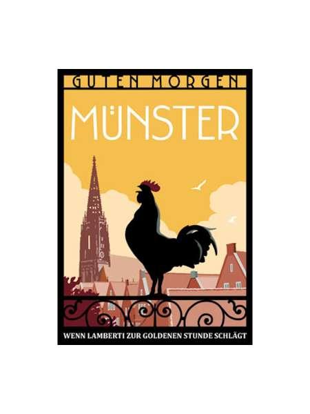 Postkarte Wentrup - Guten Morgen Münster