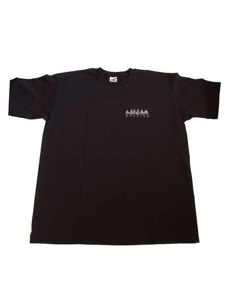 Herren T-Shirt JHD - Radfahrer schwarz