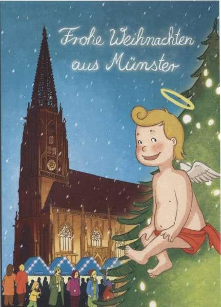 Postkarte Wendelin mmm