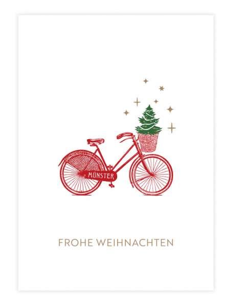 Postkarte Wentrup - Weihnachtsküche