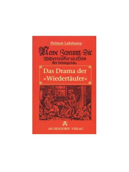 Buch Aschendorff - Das Drama der Wiedertäufer