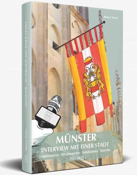 Buch mmm - Münster-Interview mit einer Stadt
