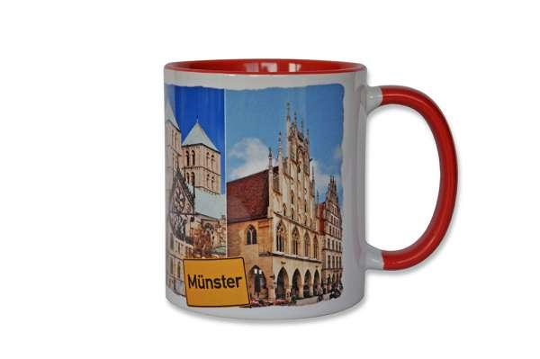 Fototasse - Mit Bildern von Münster