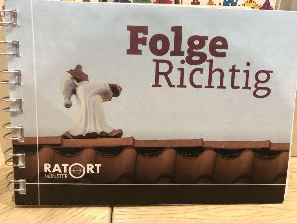 FolgeRichtig - die jovele Schnitzeljagd durch Münster
