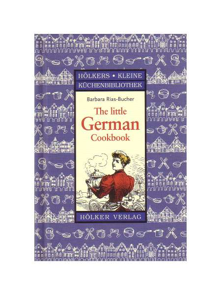 Buch Hölker - The Little German Cookbook
