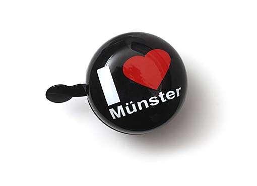 Ding Dong- Klingel - I love Münster