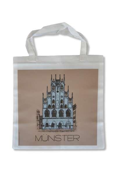 Stoff-Beutel - Edition hist. Rathaus Münster
