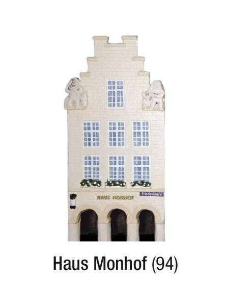 Giebelhaus - Haus Monhof