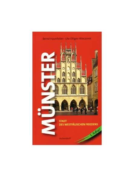 Buch-Stadtführer Aschendorff - Münster - Stadt des Westfälischen Friedens