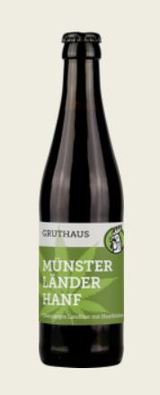 Münsterländer Hanfbier - Gruthaus