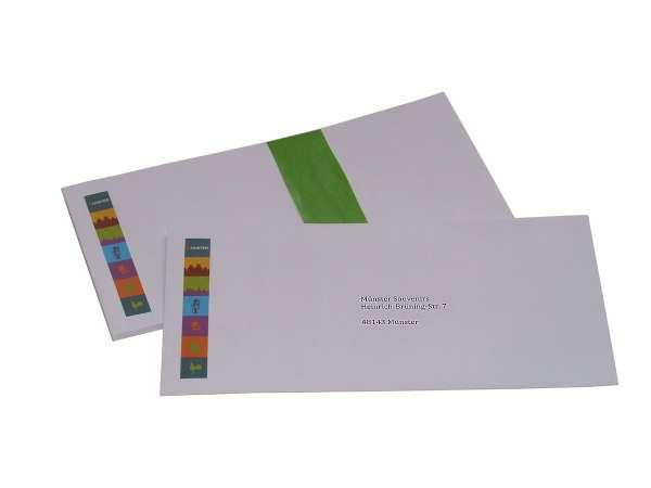 Briefumschlag - Mosaik