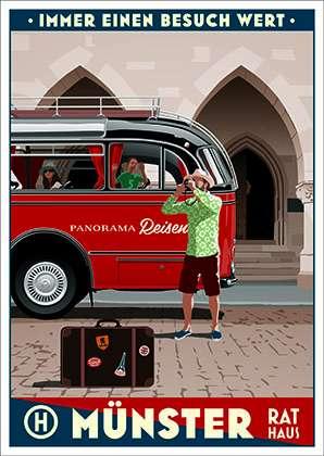 Poster Wentrup - Bustour