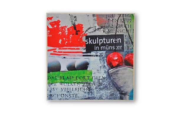 Standbild Ottenjann klein - Skulptur Kirschen