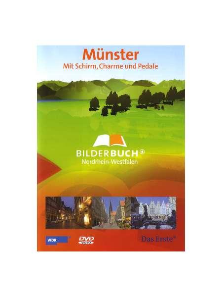 DVD: Münster - Mit Schirm, Charme und Pedale