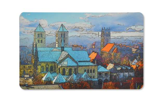 Frühstücksbrettchen JHD - St.-Paulus-Dom Münster