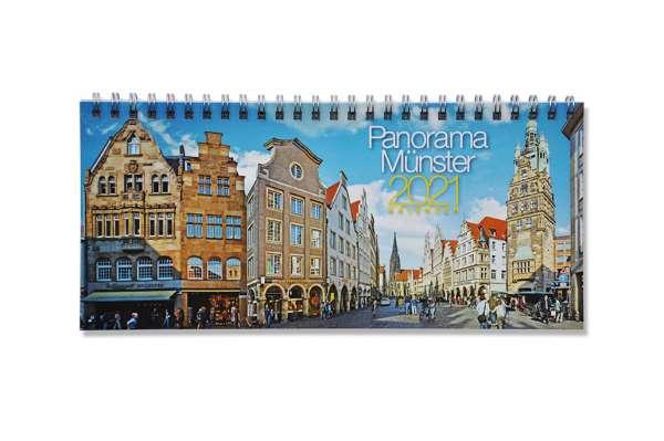 Tischkalender 2021 - Panorama Münster