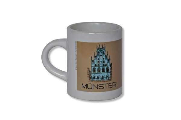 Espresso Tasse - Edition hist. Rathaus Münster