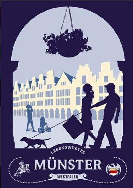 Poster - Lebenswertes Münster
